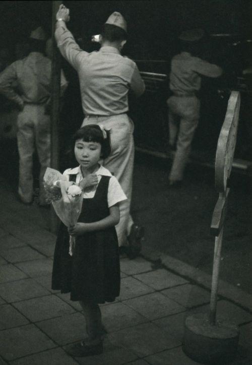 Japan, 1940s by Werner Bischof / World War II