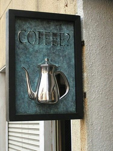 Awesome Coffee Sign