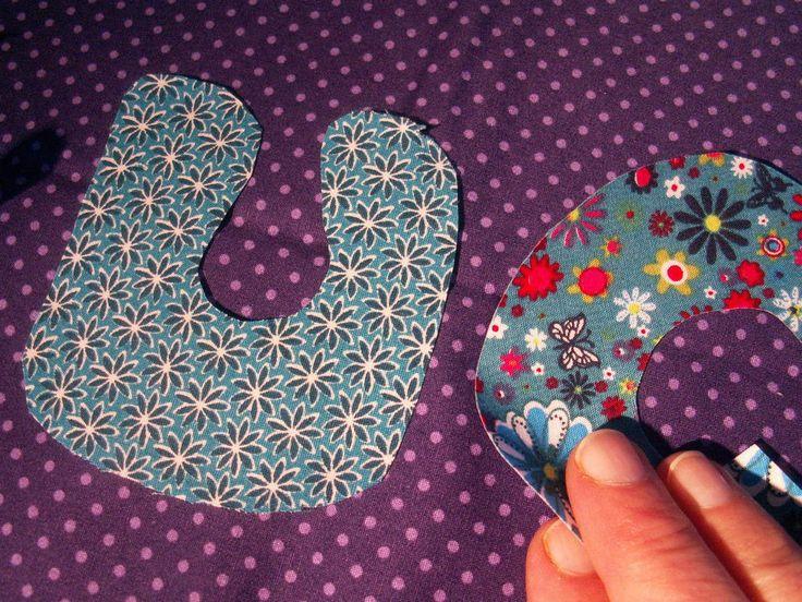 La technique de l'appliqué peut customiser et personnaliser beaucoup de réalisations en couture. Elle est peu onéreuse puisqu'elle permet d'utiliser des chutes de tissus et demande peu de moyens. Elle est facile, surtout si vous utilisez, comme j'ai choisi...