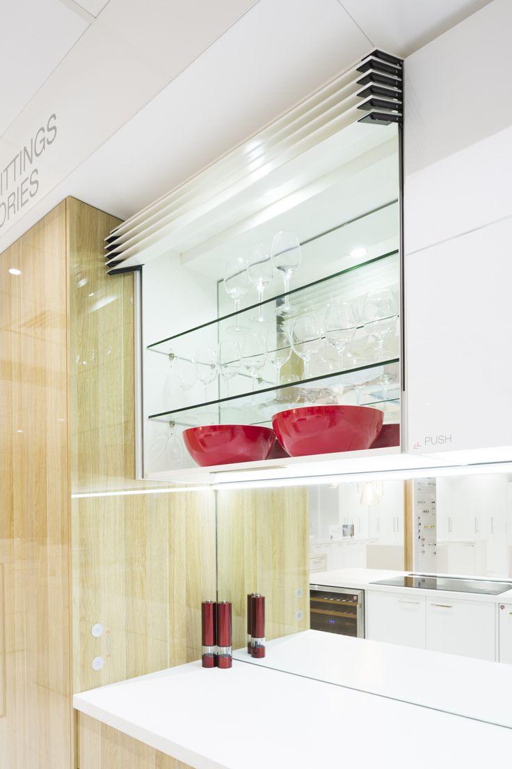 Climber. Kitchen Fittings. Kitchen Design. Kitchen Storage Solutions.