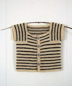 Knit-Little Baby Sweater