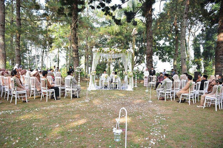 Vintage Wedding Outdoor at Pangrango Resort Sukabumi - DSC_1991