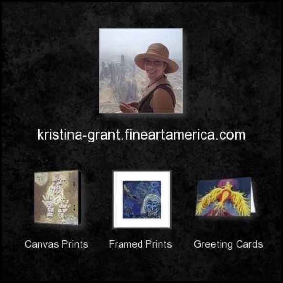 Do you like art? (Shameless plug..) I know, it's a clothing app, but I'm going to take a moment and promote my art! I'm selling my art at Kristina-grant.fineartamerica.com and I have a website! www.kristinagrantart.weebly.com.. What's really fun, is that the Fine Art America websites sells my art as pillows!! Who doesn't like pillows? Happy Poshing!! Other