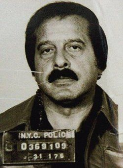 """Greg Scarpa RAT A powerful capo in the Colombo crime family, """"The Grim Reaper"""", one of the chief enforcers for Carmine Persico the Colombo family boss. Became a FBI informer in 1962 after arrested for armed robbery. The relationship between the two spanned approx 30 years. During the bloody Colombo wars of the 1980's he supplied the feds with information about is organized crime enemies with in his own family."""