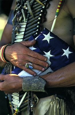 Native American Veterans | ... professional winner alexander bellotti native american veteran