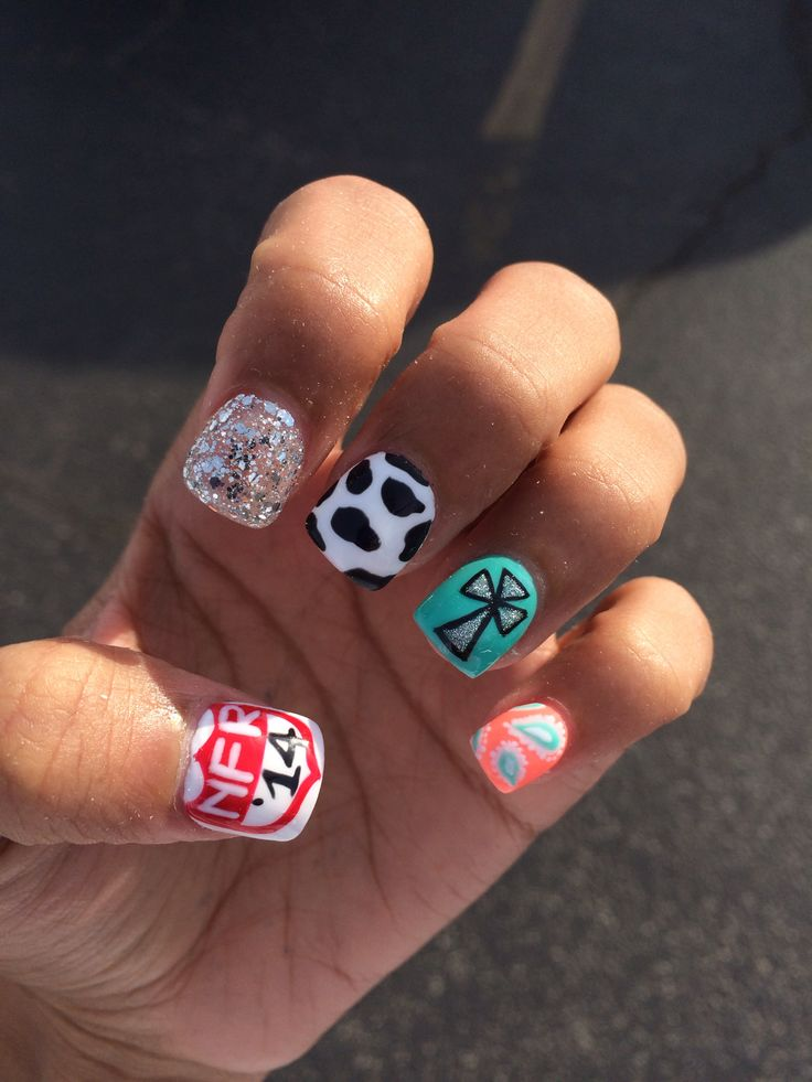 Rodeo nails