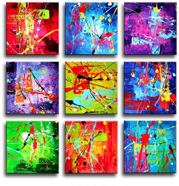 Schilderij Happiness II | Schilderijen kopen bij Kunst Voor Jou