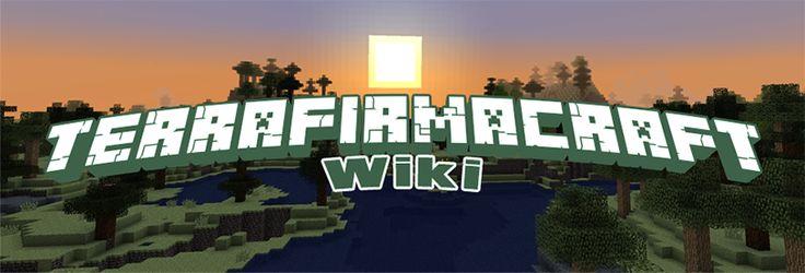 Terrafirmacraft Wiki Main Page Screenshots Minecraft
