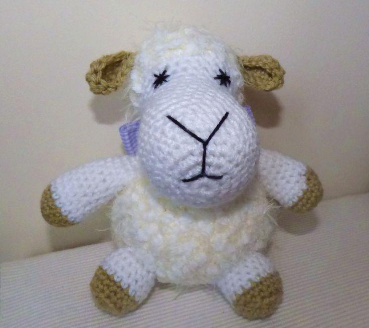 Doudou mouton : Sof'