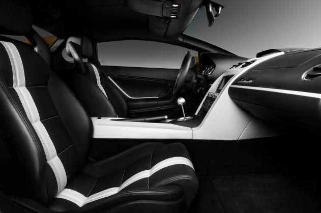 2018 Lamborghini Gallardo Body Design