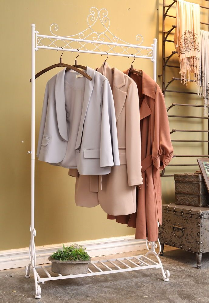Clothes Rail Shop Displays And Garment Racks On Pinterest