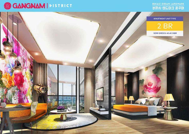 3.Design apartment yang bagus dengan 5 start resort class fasilities. 4.24/7 security. 5.24 jam laundry service dengan laundromat. 6.24 home care service untuk housekeeping.