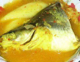 Ikan patin masak kuning #Indonesianfood