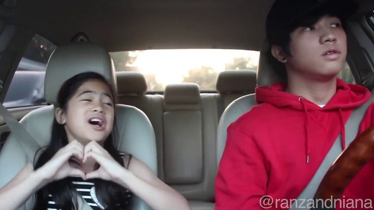 Valentines Day Single Car Jam - Ranz and Niana