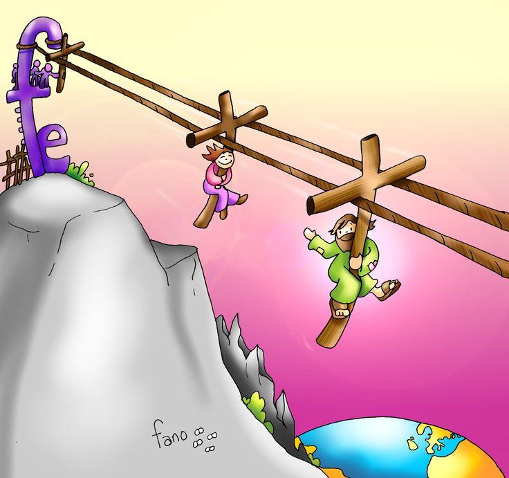 Coge tu cruz y lánzate tras Jesús. 13-09-15 Marcos 8, 27-35
