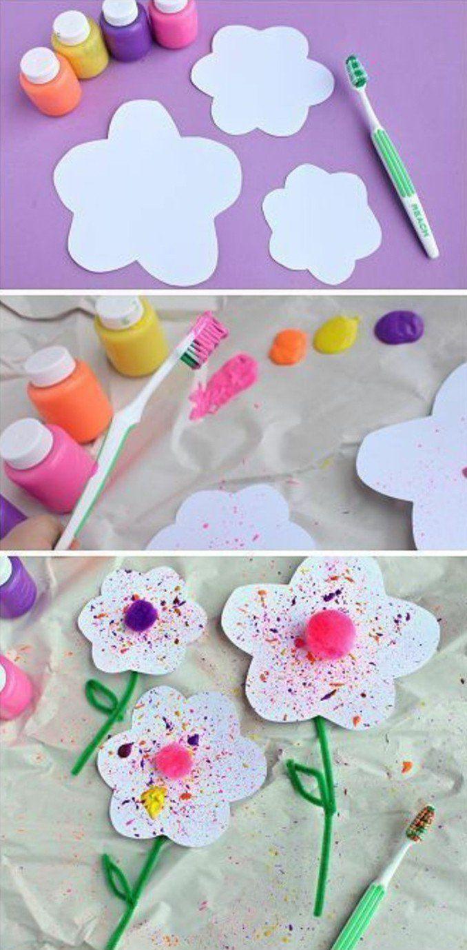▷ 1001+ kreative Ideen für manuelle Aktivitäten für den Kindergarten – Vanessa Boland