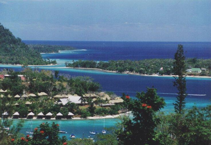 Port Vila, Vanuatu We spent 5 wonderful years here.