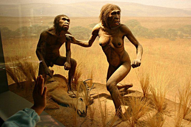 Steinzeitmenschen