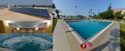 GMP Bouka Resort Hotel - Ηλιοθερμία