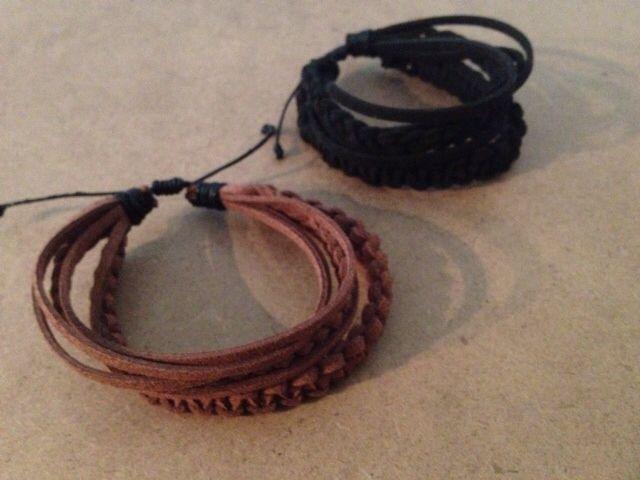Mannen armband