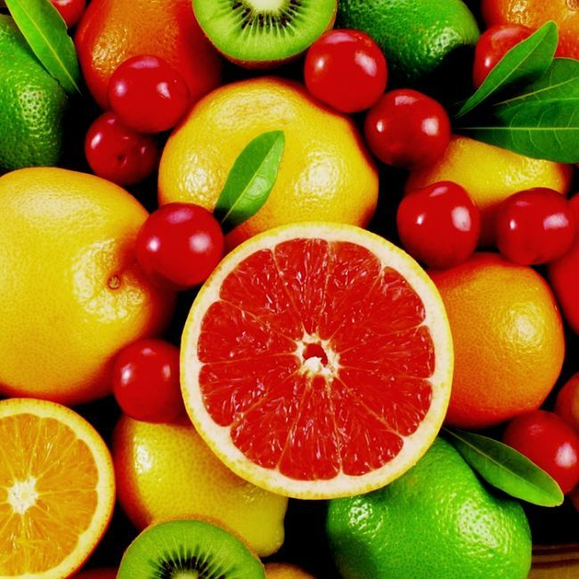 Fruit is very helpful for diets, but be careful as many fruits have relatively high calories via natural sugars, so eat sparingly