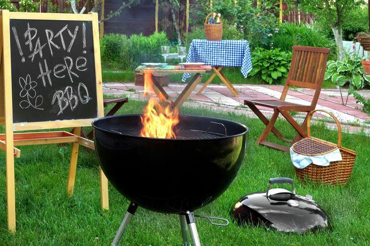 Summertime BBQ ideas