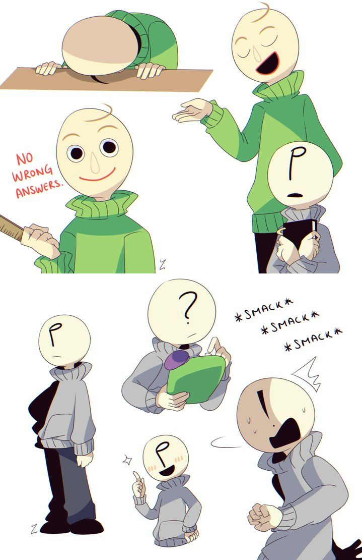 Even More Baldi S By Yatsunote Basic Teacher Relationship