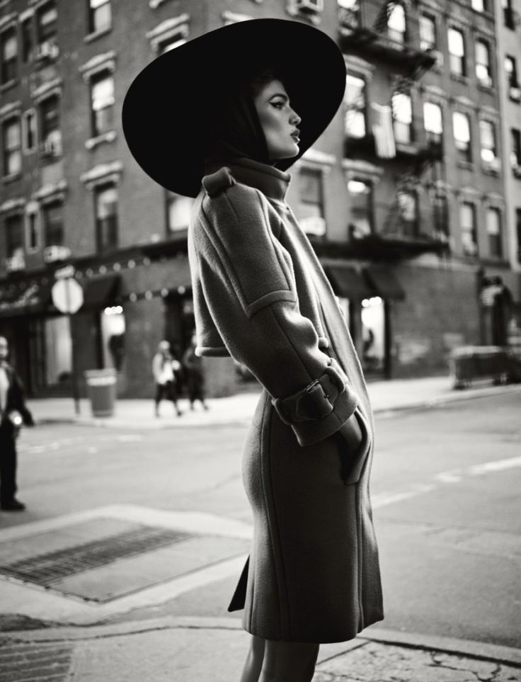Kendra Spears by Mariano Vivanco for Muse Winter 2011