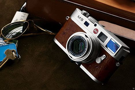 Leica M9 Neiman Marcus Edition burns a hole in your pocket