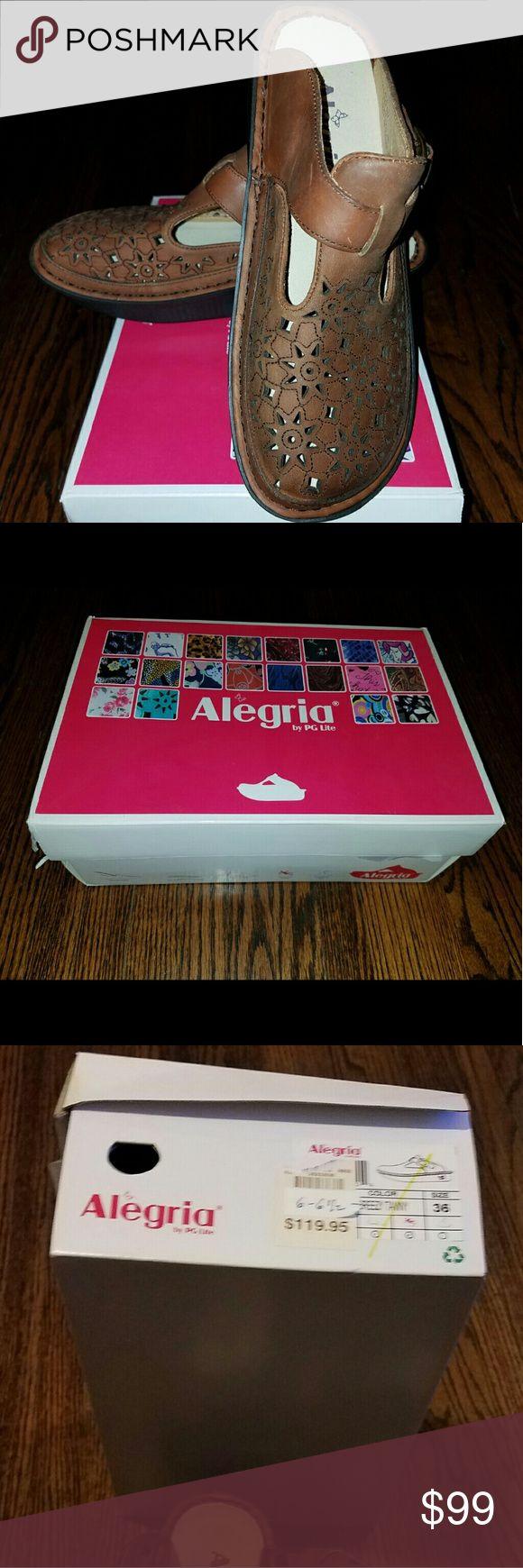 Alegria Women's Professional Shoes - Nurses 6-6.5 Shoes Mules & Clogs