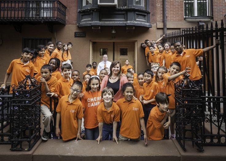 Judit Polgar — the best woman chess player in history — recently coached 40 Success Academy scholars attending a one-week chess camp at the historic Marshall Club, home to such famous players as Bobby Fischer and Fabiano Caruana.