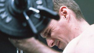 Weight training helps to prevent type 2 diabetes in men, research suggests.    Researchers found regular weights reduced the risk by up to a third, in the study of more than 32,000 men published in the Archives of Internal Medicine journal.