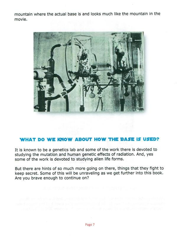 Aliens & UFOs! Discover what's inside the SECRETS OF THE DULCE BASE ALIEN UNDERGROUND BOOK! http://www.blue-planet-project.com/Secrets-of-Dulce-Base.html