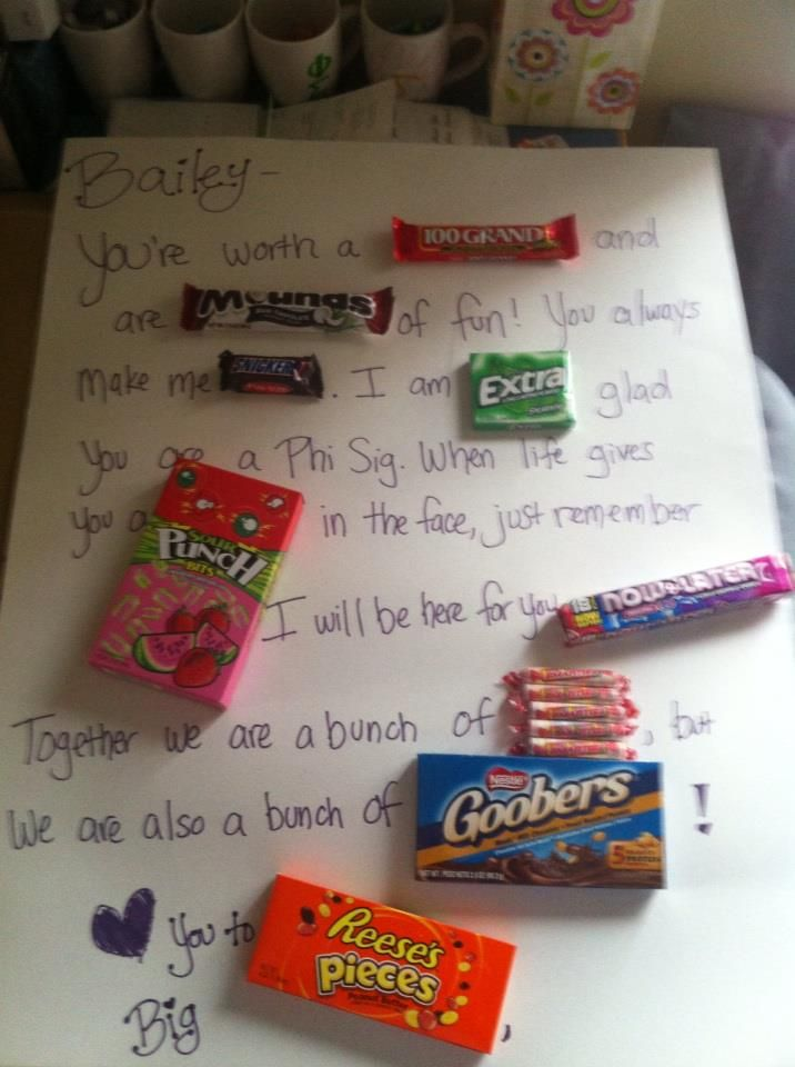 another great candy board ~ i think every little should have one! sweetsongbird83:  Cute! One of my sisters got this from her sapphire sister!
