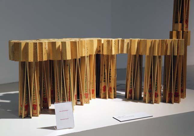 VIENNA DESIGN WEEK 2014 - Recycling Design Prize - Henry Baumann - Core77