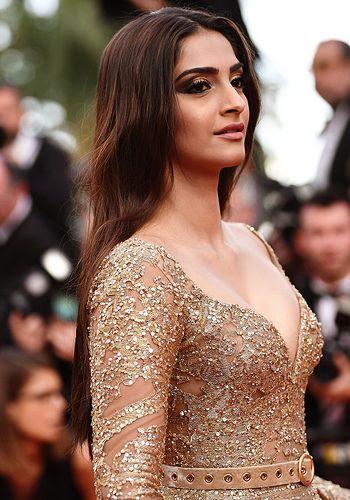 Sonam Kapoor at Cannes film festival 2017