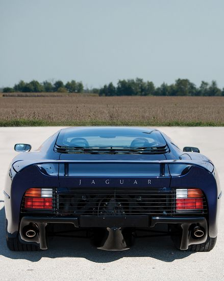 The Jaguar XJ220 was the fastest production #Supercar in the world in the 90's at 217 MPH. This extremely unique Jag was the last XJ220 assembled, making it even more collectible!!! Discover more: www.ebay.com/itm/Jaguar-Other-Leather-1993-Jaguar-XJ220-Supercar-Documented-Last-One-Built-2-223-miles-F-E-type-/171321339920?forcerrptr=true&hash=item27e38c3010&item=171321339920&pt=US_Cars_Trucks?roken2=ta.p3hwzkq71.bdream-cars
