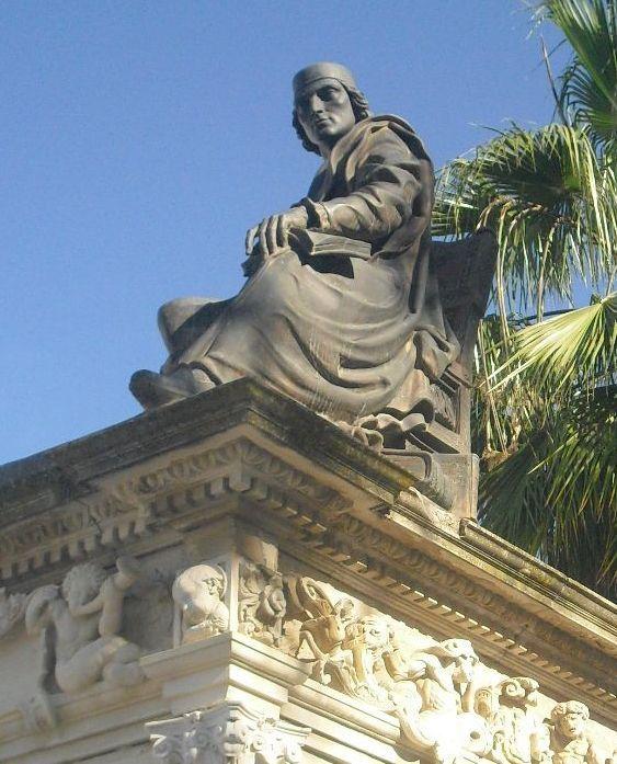 Hoy, 23 de Abril, Día Mundial del Libro, no podemos dejar pasar el día sin mencionar al fundador de la Gramática Española, NUESTRO Elio Antonio de Nebrija.