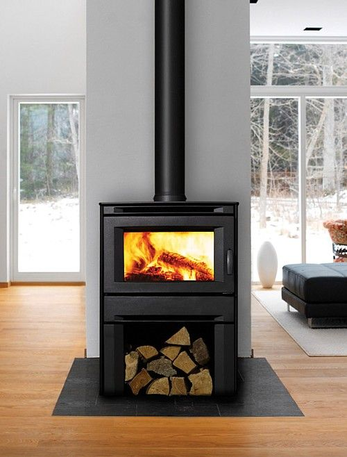 regency altera freestanding wood heater 2
