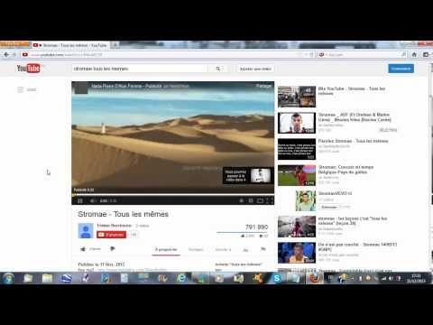 ▶ COMMENT TELECHARGER RAPIDEMENT UNE VIDEO OU MUSIQUE YOUTUBE,SANS LOGICIEL [TUTO] - YouTube