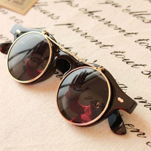 Lunettes de soleil vintage
