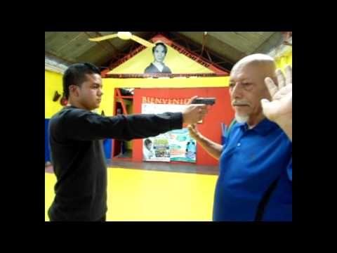 Técnicas de defensa personal Vee Jitsu Ryu - YouTube
