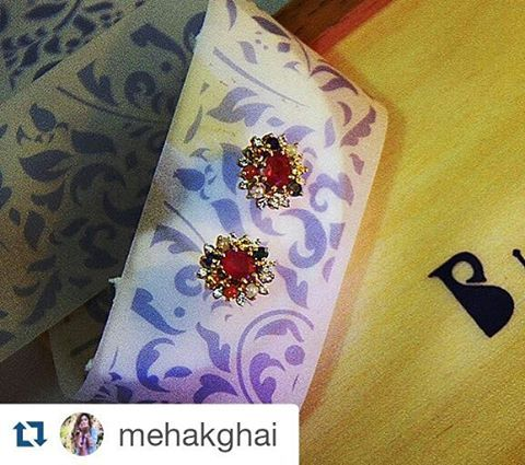 Just can't get over the Navratnam Collection!  #Repost @mehakghai with @repostapp ・・・ I'm ready to rock the dandiya nights with this gorgeous number from the Navratnam Collection by @bluestone_com .  Check it out. Link in the bio! #jewellery #india #ethnic #stunning #beautiful #bling #glitter #lovejewellery #loveit #earrings #bluestone #instragramhub #instagram #instagood #instadaily