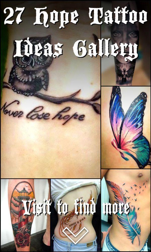 Hope Gallery Tattoos : gallery, tattoos, Tattoo, Ideas, Gallery, Tattoo,, Tattoos, Guys,