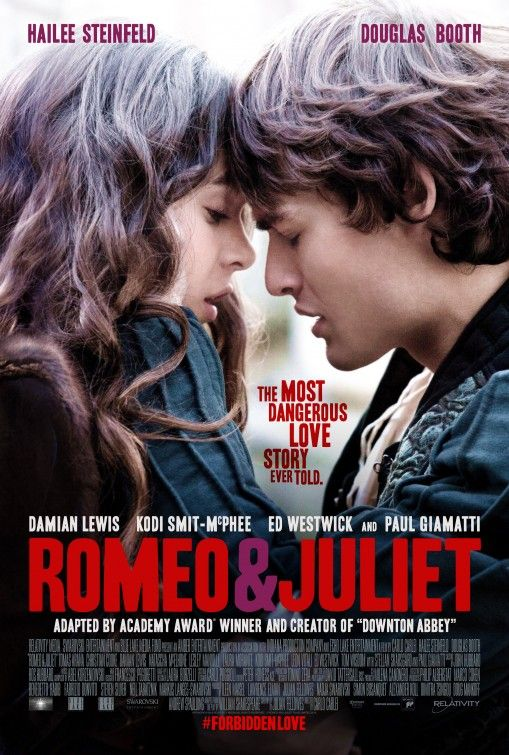 ~Absolutely LoVe! LoVe! LoVe this beautiful version of Romeo and Juliet. A British film adaptation of William Shakespeare's Romantic tragedy. Directed by Carlo Carlei. Douglas Booth, Lead.❤