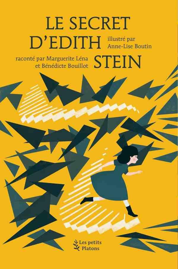 Le secret d'Edith Stein : un parcours philosophique mis en dessins avec une poésie sensible