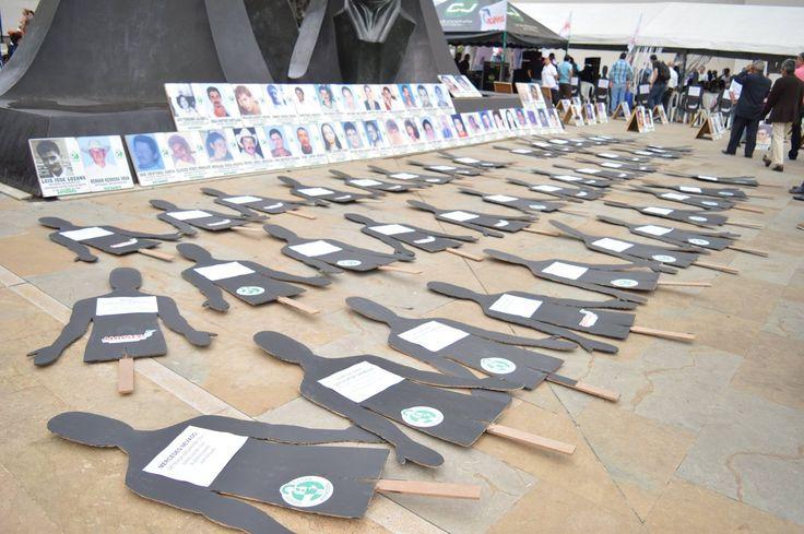 Víctimas y organizaciones sociales postularon candidatos para dirigir la Unidad de Búsqueda de Personas Desaparecidas