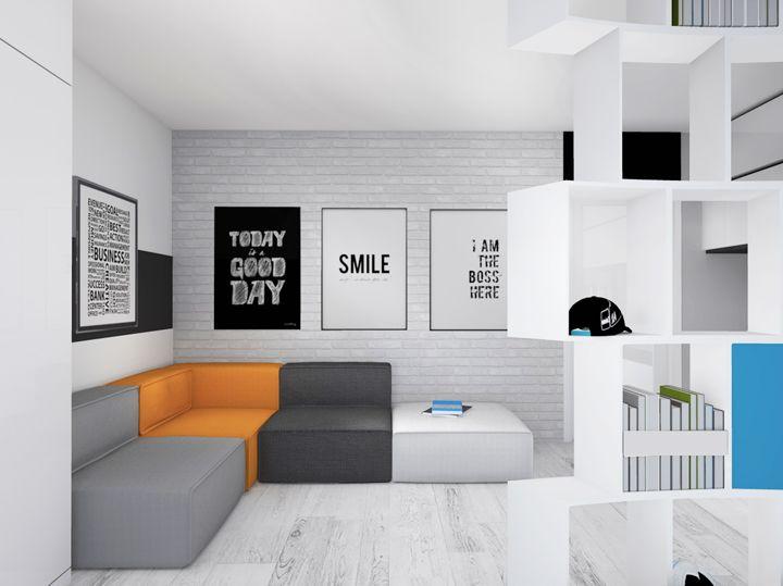 Teen Room Design - for H I M