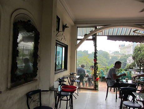 【ベトナム】レトロ&異国情緒!観光客好みのハノイでおすすめカフェ5選 - トラベルブック