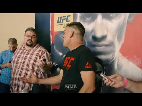 MMA Kevin Lee's Coach Robert Follis: 'We Expect to Go Out and Win Belt' - MMA Fighting